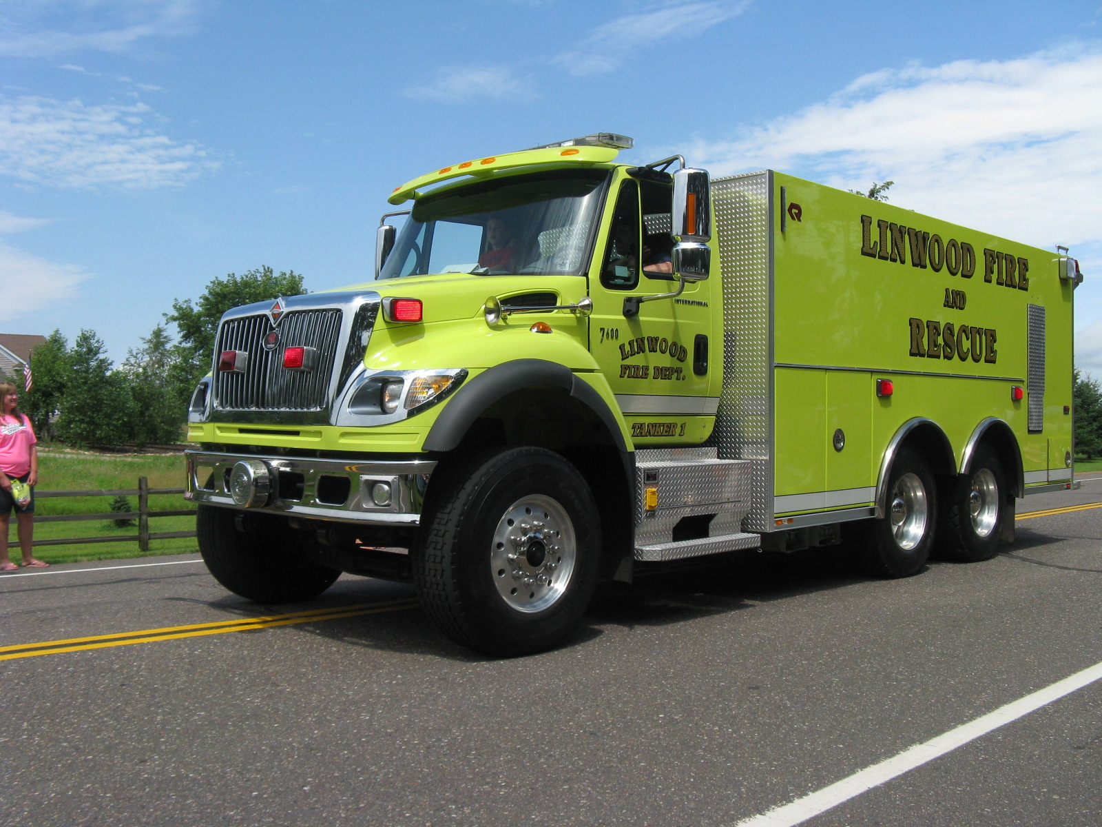 Linwood Fire Department