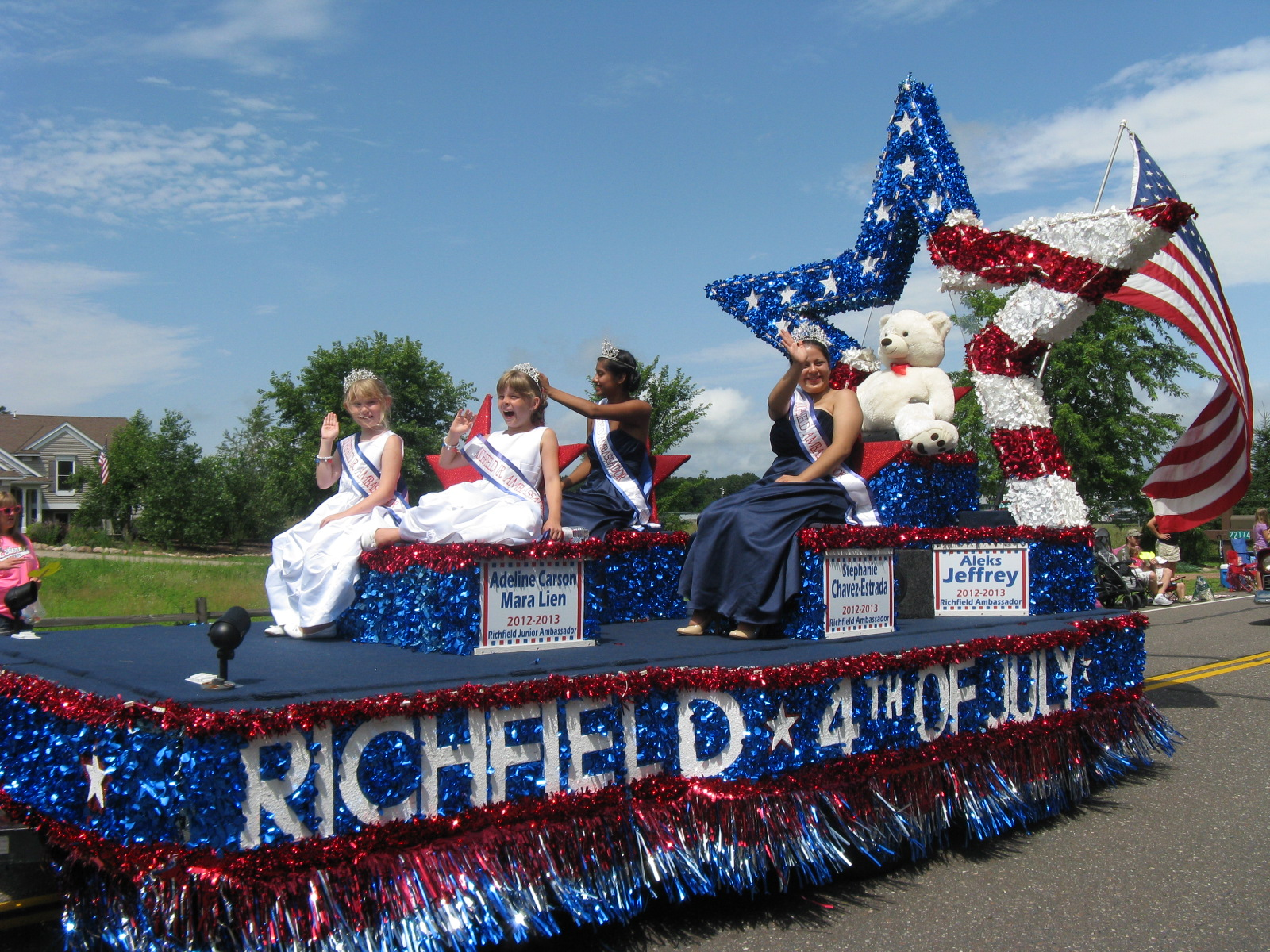 Richfield Hometown 4th of July Ambassadors 2
