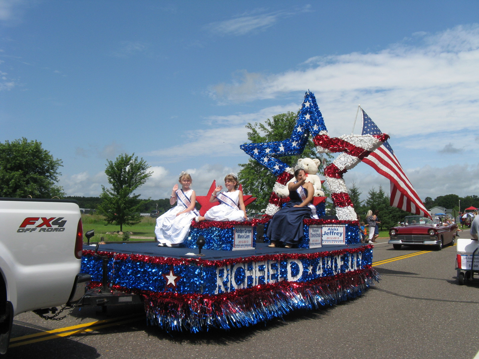 Richfield Hometown 4th of July Ambassadors